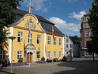 Old City Hall (Aalborg)