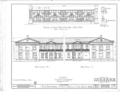 Old State Capitol Building, Markham and Center Streets, Little Rock, Pulaski County, AR HABS ARK,60-LIRO,1- (sheet 13 of 27).png