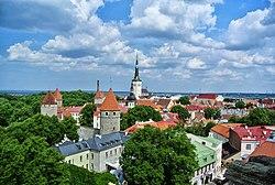 Old Town of Tallinn, Tallinn, Estonia - panoramio (58).jpg
