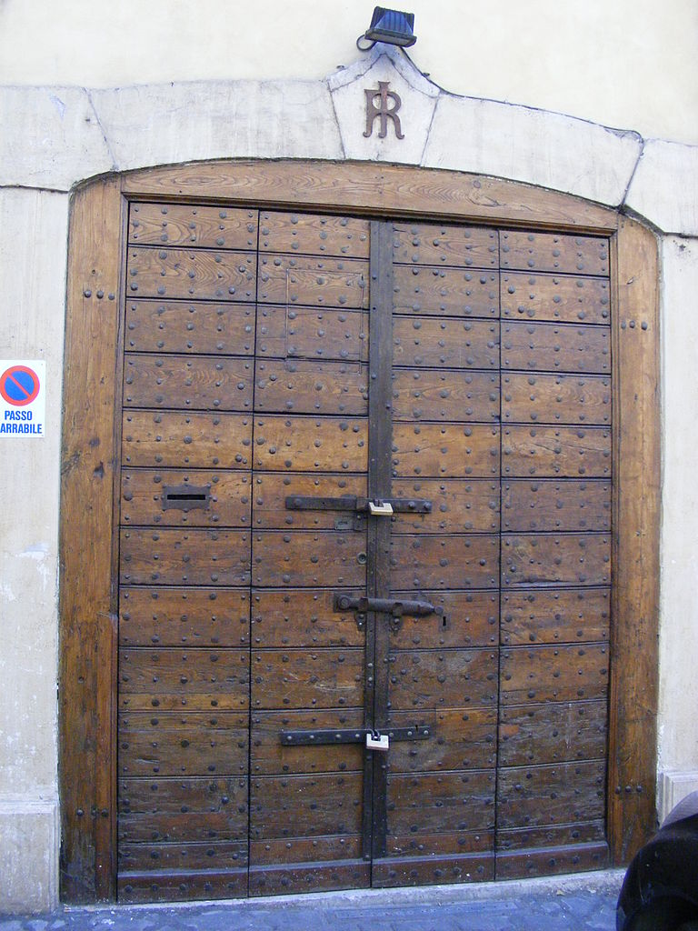 Architectural Salvage Antique Single Doors
