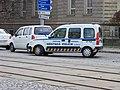 Olomouc, tř. Svobody, auto městské policie (01).jpg