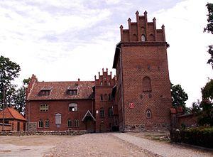 Olsztynek - Olsztynek Castle