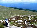 On the way up Goatfell from Corrie - geograph.org.uk - 845474.jpg