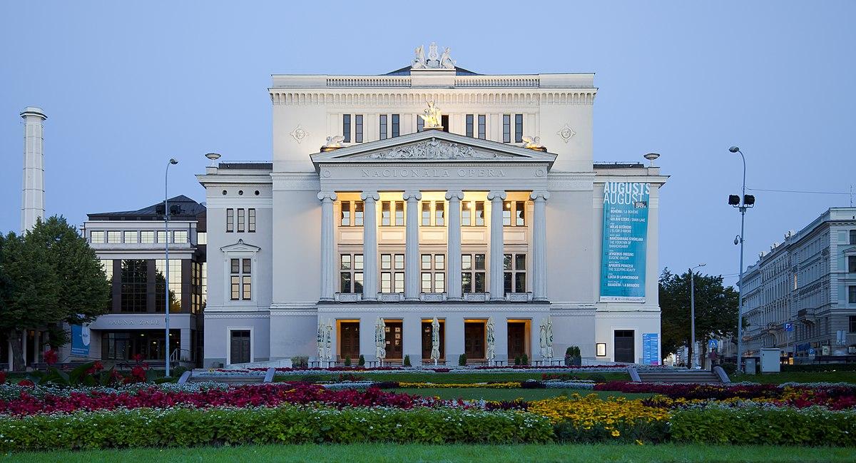 Билеты в театр оперы и балета в риге купить билеты на цирк в сочи