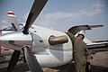 Operational Support Aircraft provide flexibility for commanders 140214-M-ZH183-002.jpg