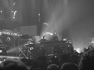 Orbital (band) - Orbital in concert at the Brixton Academy in 2009