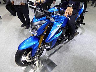 Suzuki GSX-S1000 - Image: Osaka Motor Show 2015 (134) Suzuki GSX S1000 ABS (EBL GT79A)