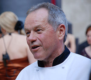 Wolfgang Puck at the 2010 Academy Awards