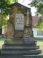 Ostrovačice památník obětem války.JPG