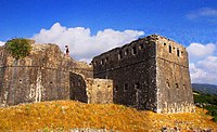 Ottoman castle of Five Wells in Preveza.jpg