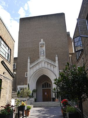 Our Lady of Victories, Kensington - Our Lady of Victories, Kensington, 2016