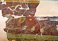 Périgueux Vesunna Museum - Domus Wandmalerei 3b.jpg