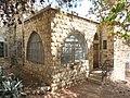 P1190834 - בית הרמן שטרוק - מראה הבית מאחור.JPG