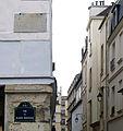 P1210437 Paris IV rue des Blancs-Manteaux plaques rwk.jpg
