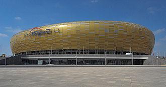 Lechia Gdańsk - Image: PGE Arena