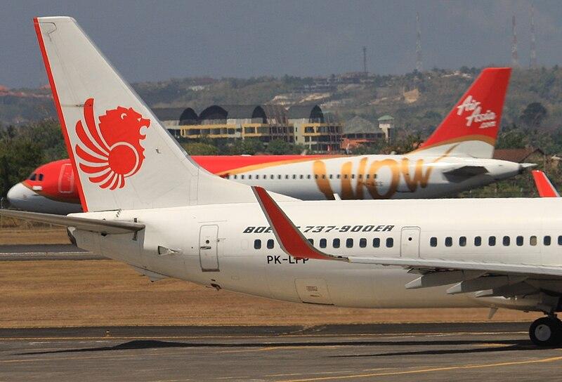 PK-LFP Boeing 737-9GP ER (cn 35717 2455) Lion Air. (8125587040) (2).jpg