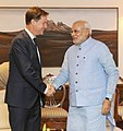 PM Modi meets the Deputy Prime Minister of the UK.jpg