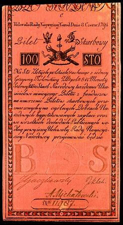 POL-A5-Bilet Skarbowy-100 Zlotych (1794 First Issue).jpg