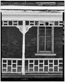 PORCH DETAIL - Roemer House, 2739 Old Glenview Road, Wilmette, Cook County, IL HABS ILL,16-WILM,3-12.tif