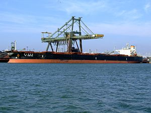 POS Ambition - IMO 9037733 - Callsign 3EPR9 , Mississippi harbour, Port of Rotterdam, Holland 19-Apr-2007 photo-4.jpg