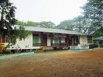 Pidigan, Abra - Image: Paaralan Sentral ng Pidigan