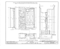 Packer House, 600 Ewing Avenue, Wyckoff, Bergen County, NJ HABS NJ,2-WYCK.V,1- (sheet 18 of 19).png