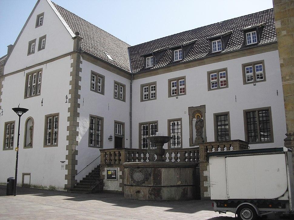 Paderborn-Franziskanerkloster
