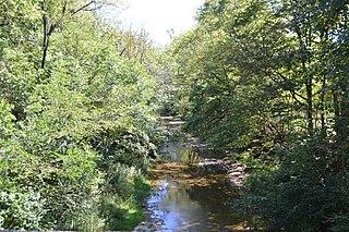 Paint Creek (Sevenmile Creek)