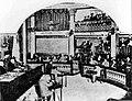 Palácio Conde dos Arcos - Sessão plenária do Senado em 1915 (15153025663).jpg