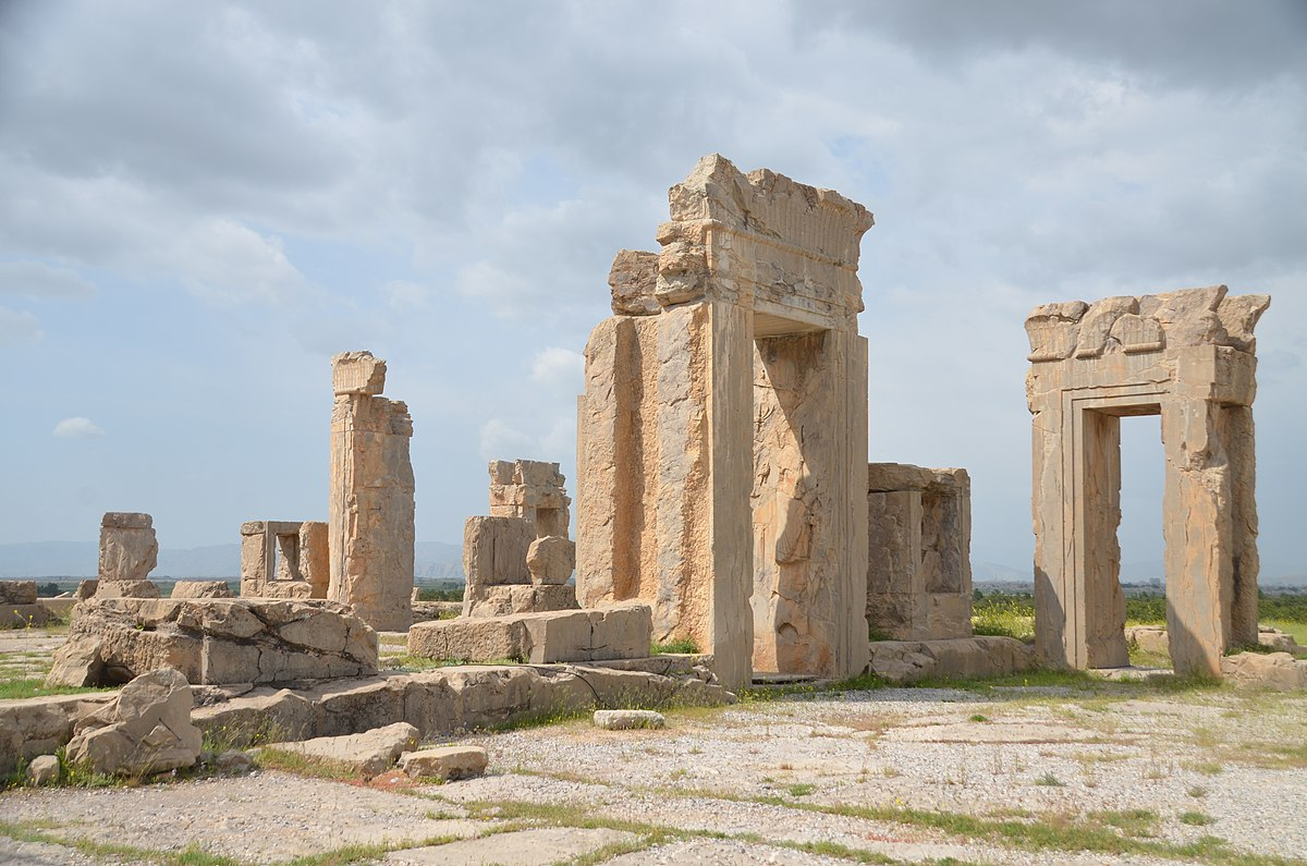 Category Hadish Palace Of Xerxes I Wikimedia Commons