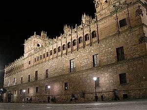 House of Zúñiga - Palace of Monterrey in Salamanca