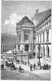 Bibliothèque-Musée de lOpéra National de Paris museum in France