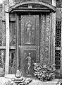 Palais de Justice - Lambris peints de la salle des Audiences - Figures allégoriques - Dijon - Médiathèque de l'architecture et du patrimoine - APMH00005373.jpg