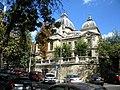 Palatul Casei de Economii si Consemnatiuni (CEC), imagine din strada Ilfov, Bucuresti.JPG