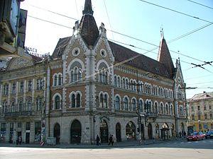 Széki Palace, Cluj-Napoca - The Széki Palace