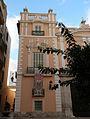 Palau del marqués de Campo de València, torre de l'esquerra.JPG