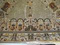 Palazzina di marfisa d'este, sala G, volta di camillo filippi e bastianino con restauri novecenteschi 04.JPG