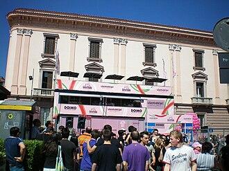 Province of Avellino - Palazzo Caracciolo, the provincial seat.