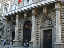 Palazzo della Banca d'Italia, Firenze