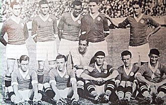 Sociedade Esportiva Palmeiras - Photo of Palestra Italia State Champion in 1933