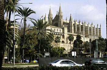 Palma de Mallorca-cathedral