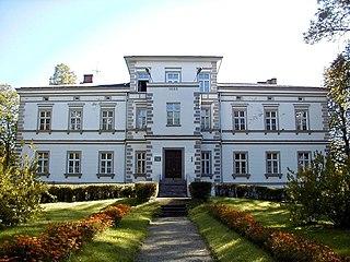 Palsmane Manor Manor house in Latvia