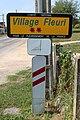 Panneau Village fleuri St Jean Veyle 7.jpg