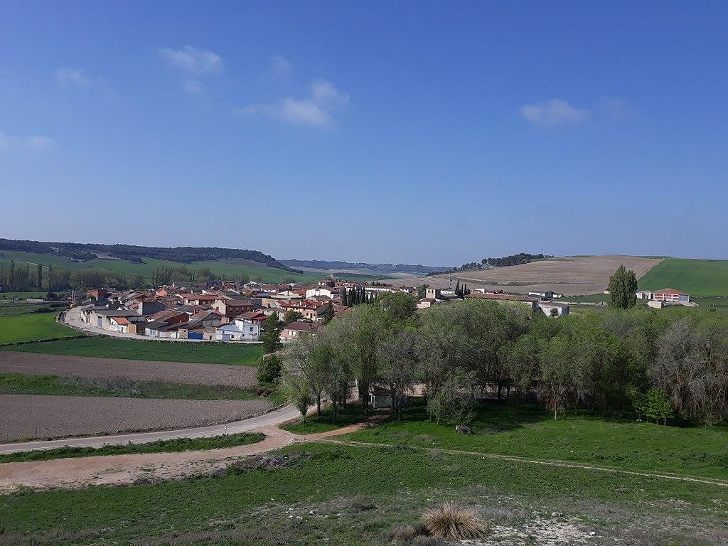 Wamba, población de la provincia de Valladolid.