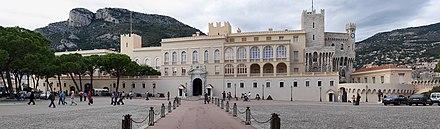 Illustration 1: Prince's Palace of Monaco