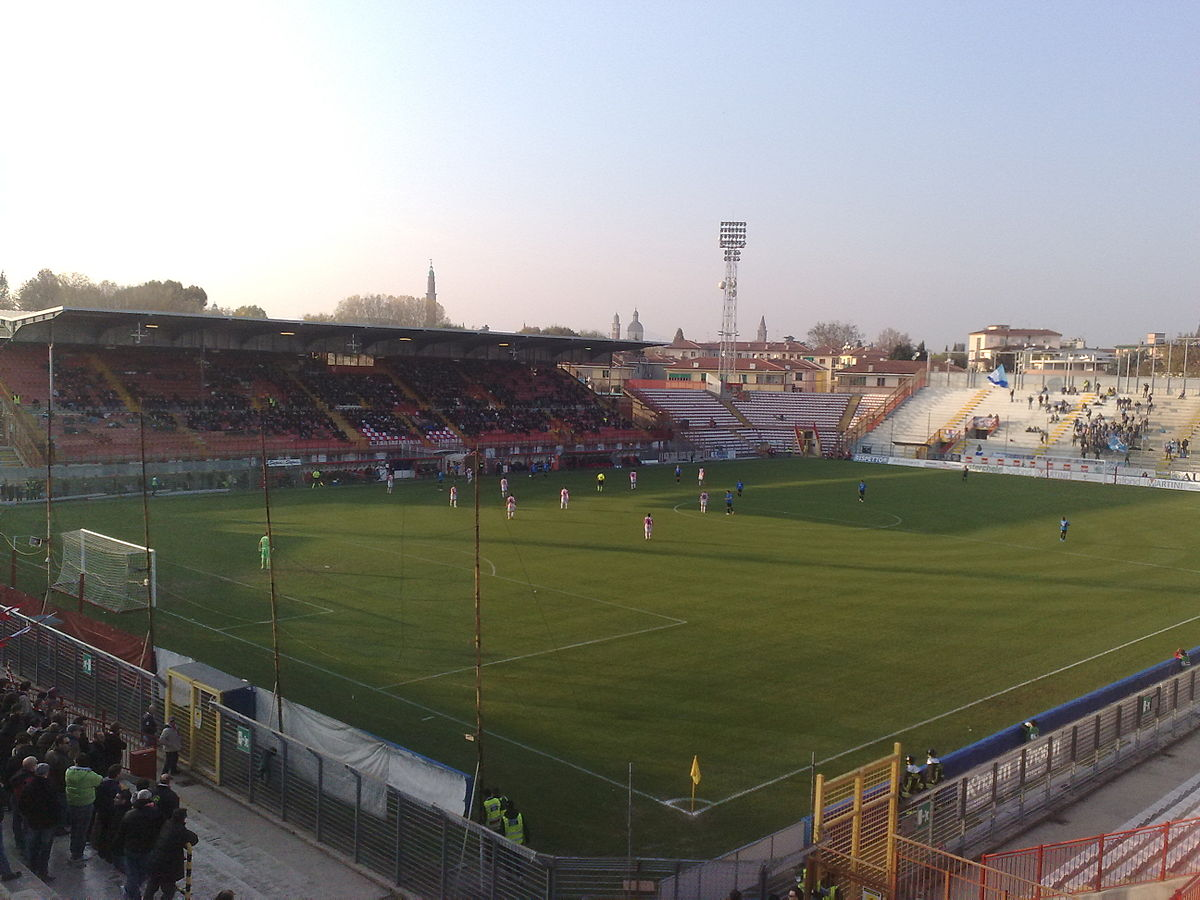 Stadio Romeo Menti Vicenza Wikipedia