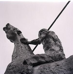 Agenore Fabbri - Image: Paolo Monti Servizio fotografico (Milano, 1959) BEIC 6361532
