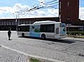 Pardubice, náměstí Jana Pernera, hlavní nádraží, autobus (01).jpg