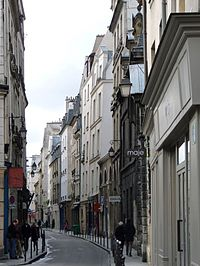Image illustrative de l'article Rue Vieille-du-Temple