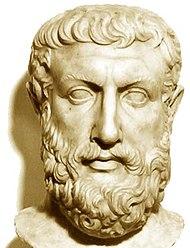 Heraclitus - Wikipedia Image courtesy of Wikipedia